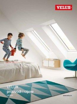 Velux katalog
