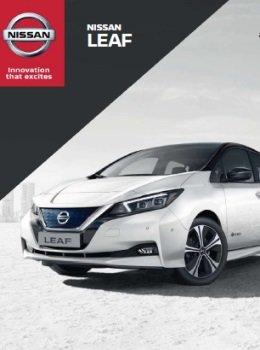 Nissan katalog