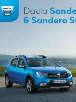 Dacia katalog