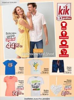 KIK tekstil katalog